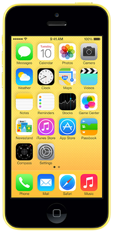 384ремонт iPhone 5C